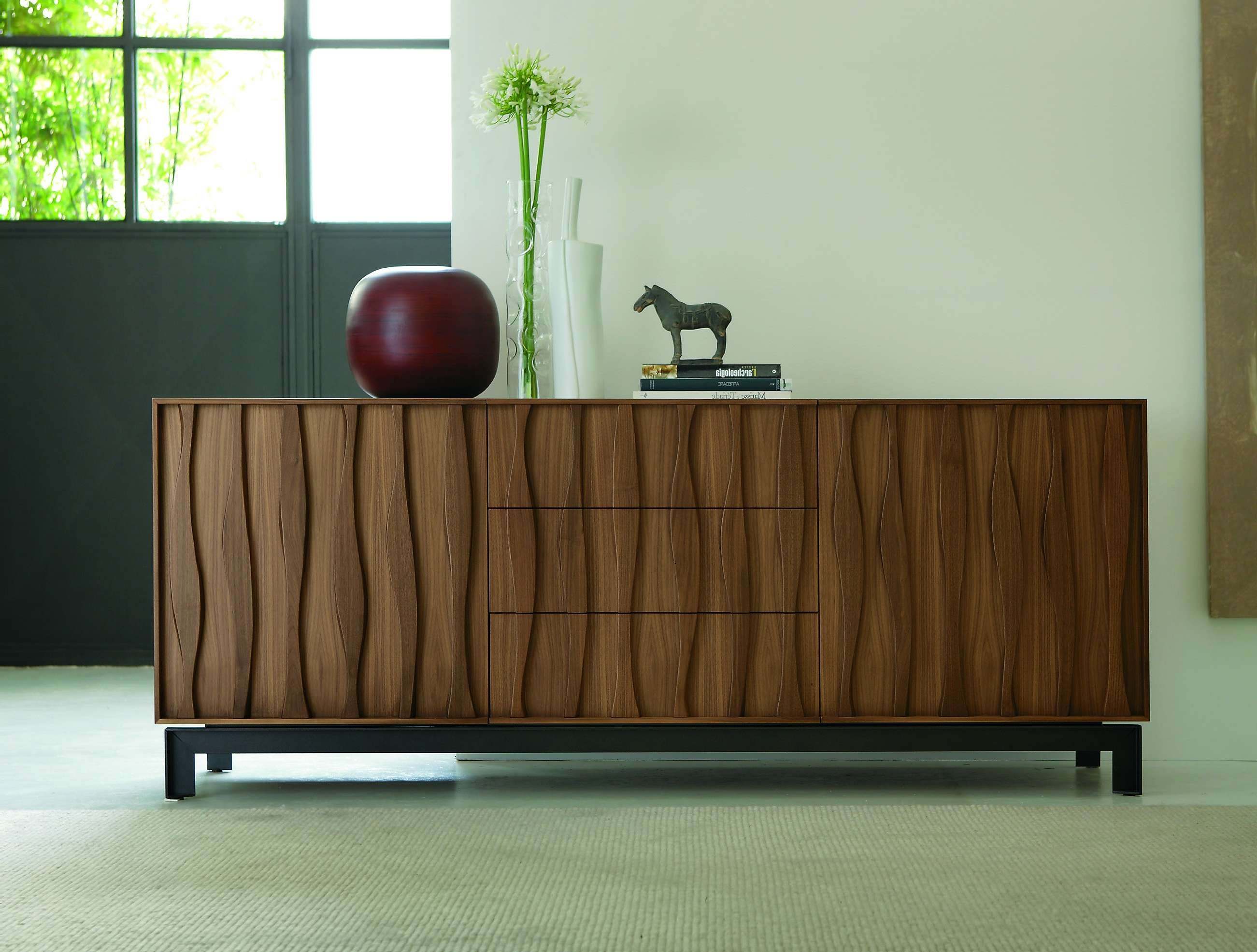 Masai Sideboard Bookcases & Cabinets Wood Inside Cheap Sideboards Cabinets (View 14 of 20)