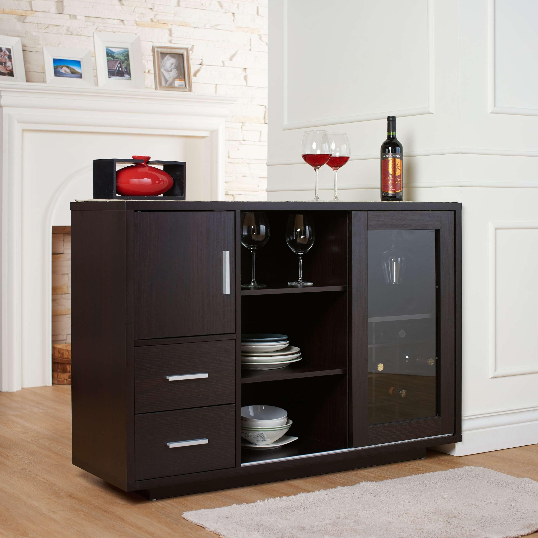 Mercury Row Dania Dining Server & Reviews | Wayfair (View 7 of 20)