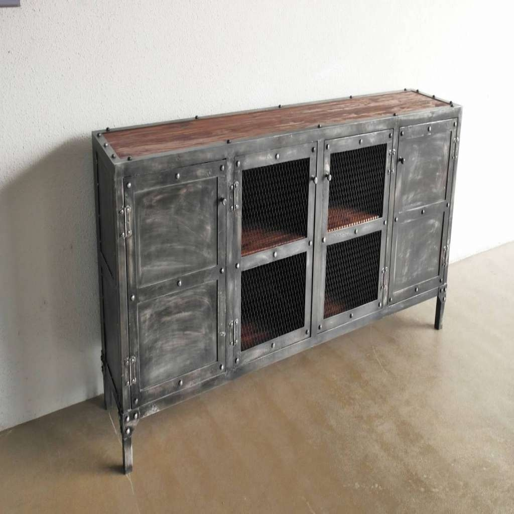 Metal Sideboards Intended For Household – The Comfortable Home For You Regarding Metal Sideboards (View 15 of 20)