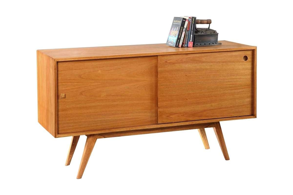 Mia Casa Passion For Retro 2 Door Sideboard & Reviews | Wayfair.co (View 8 of 20)