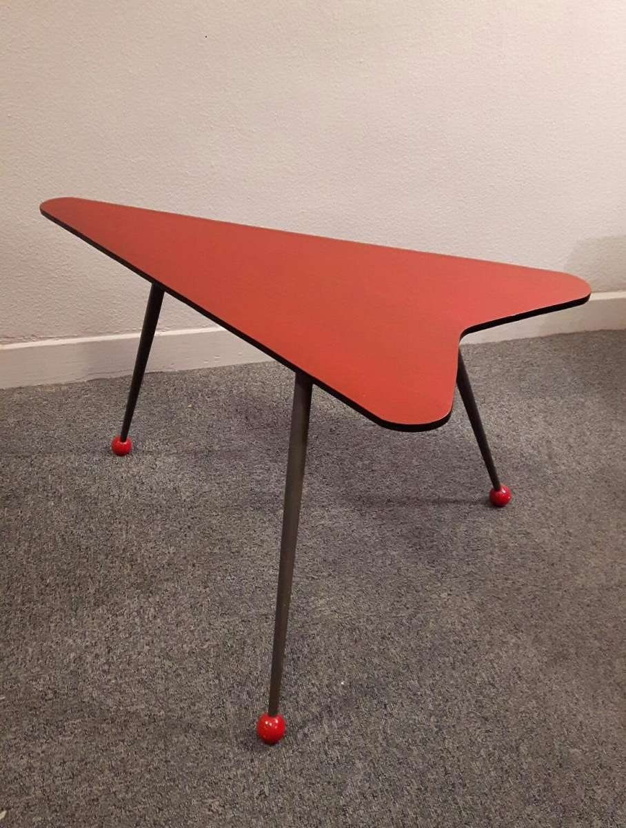 Mid Century Free Form Coffee Table, 1950s For Sale At Pamono Regarding Trendy Free Form Coffee Tables (View 14 of 20)