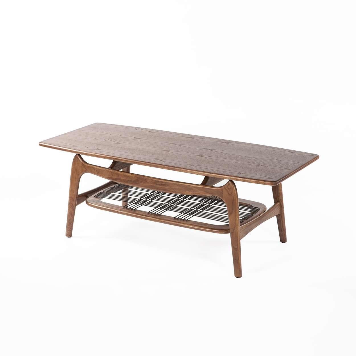 Mid Century Modern Coffee Tables And Cocktail Tables Pertaining To Most Current Modern Coffee Tables (View 18 of 20)