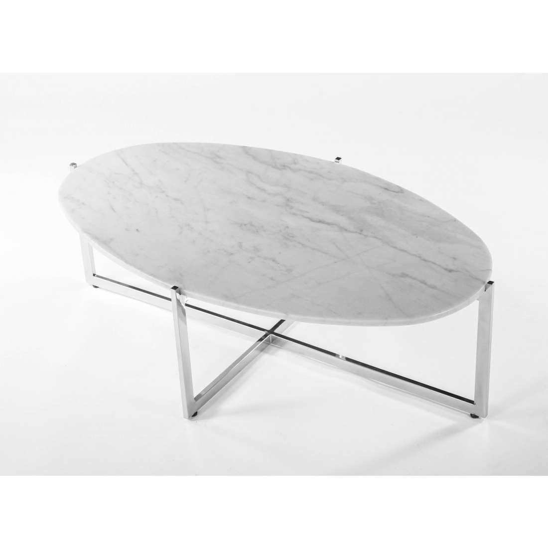 Mid Century Modern Reproduction Cantilevered Marble Intended For Recent Black And Grey Marble Coffee Tables (View 14 of 20)