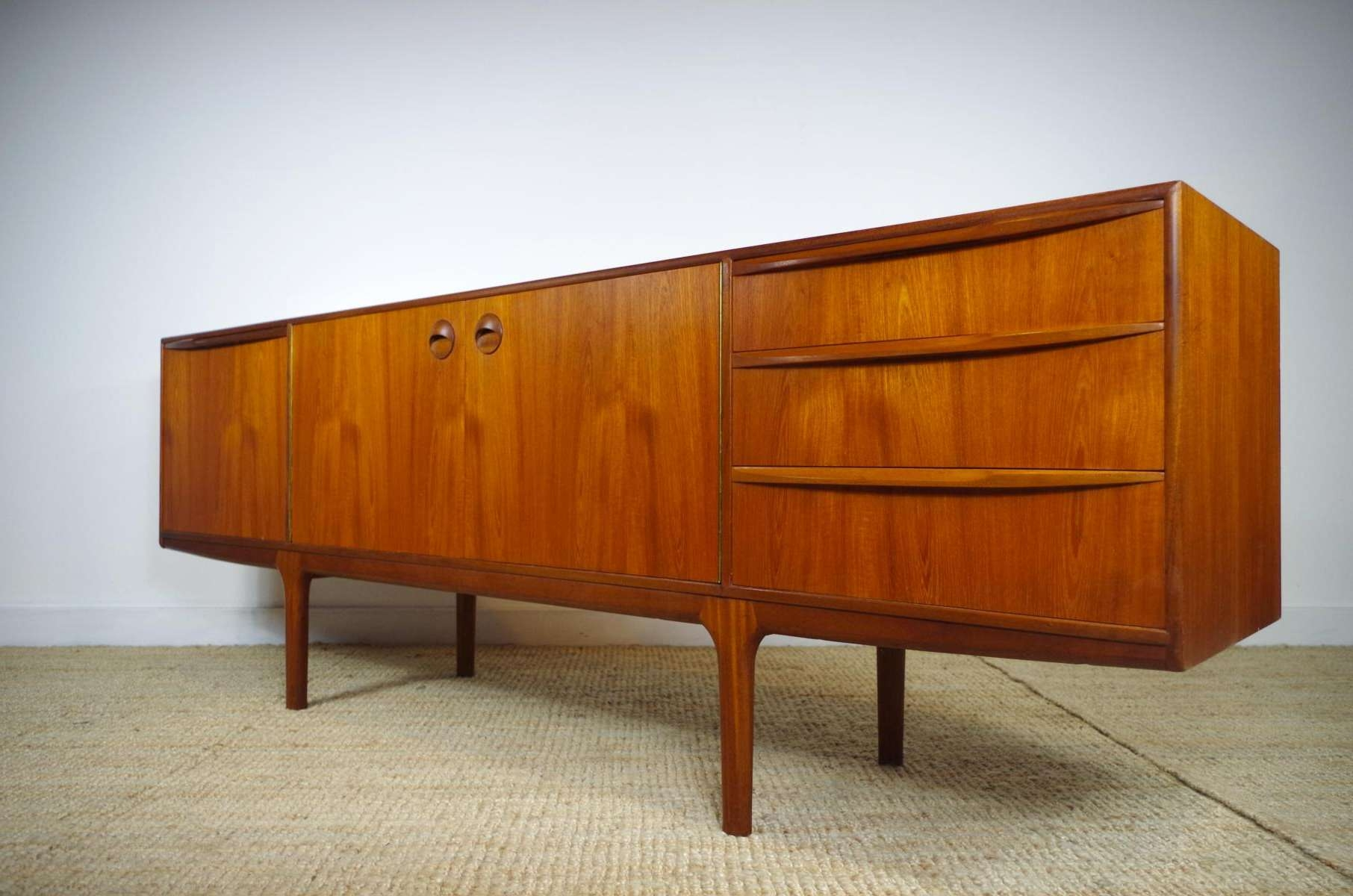 Mid Century Sideboardtom Robertson For Mcintosh For Sale At Pamono Inside Mid Century Sideboards (View 13 of 20)