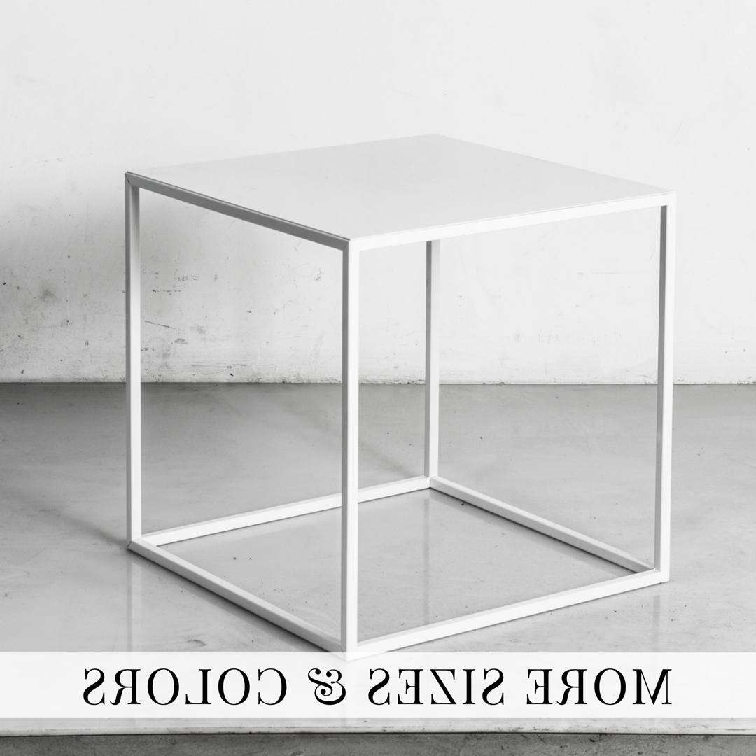 Mid Century Table Side Table Bedside Tables (View 7 of 20)