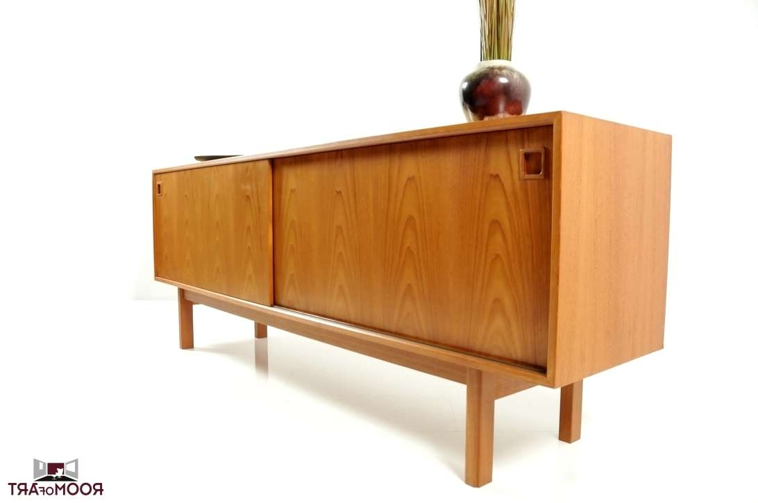 Mid Century Teak Sideboardomann Junior | Modernism Throughout Mid Century Sideboards (View 10 of 20)
