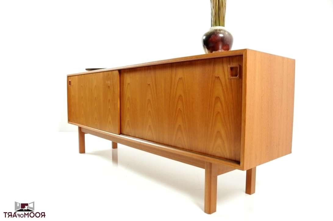 Mid Century Teak Sideboardomann Junior | Modernism Throughout Mid Century Sideboards (View 10 of 20)