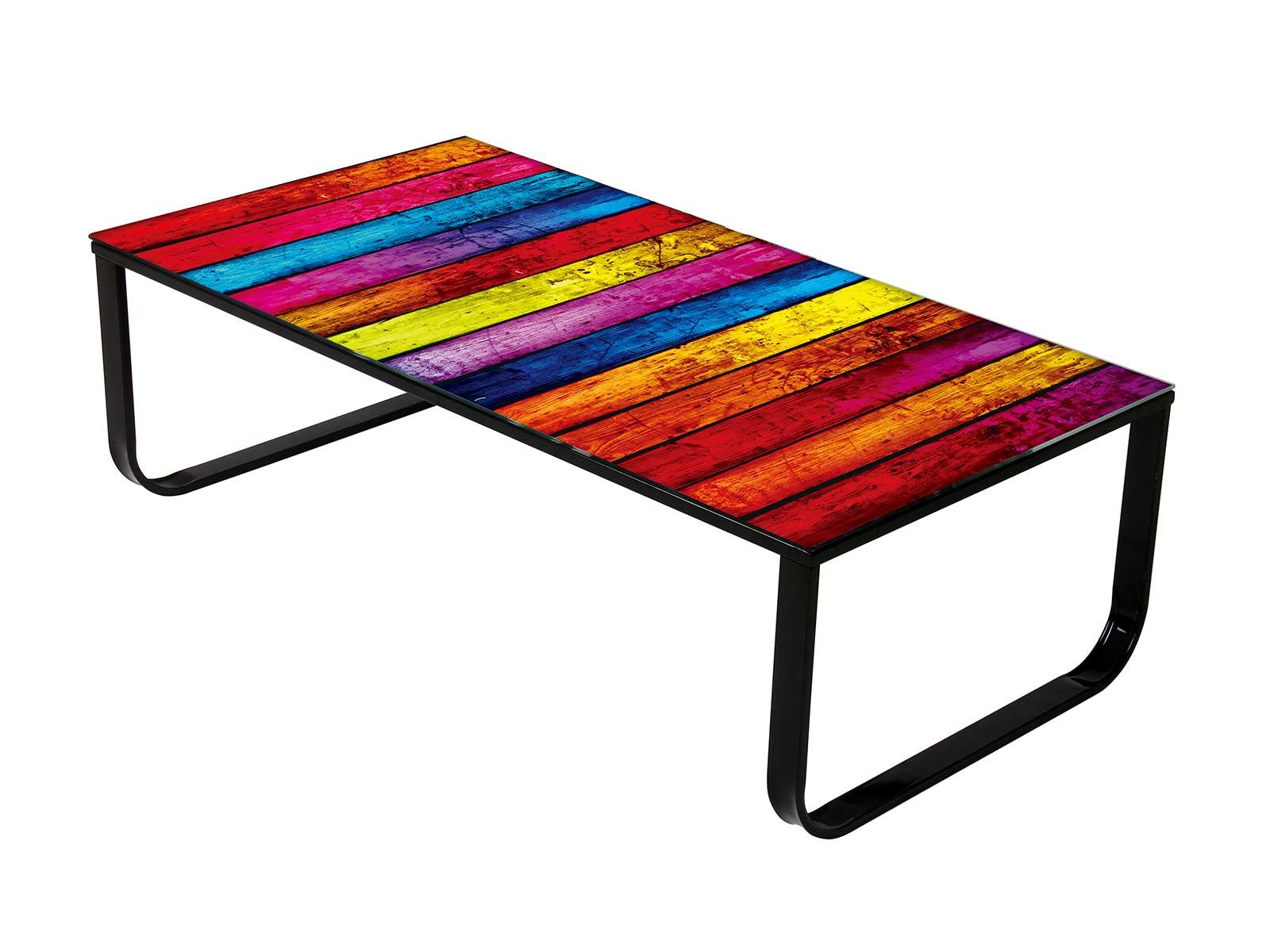 Mira Coffee Table (Rainbow) (View 12 of 20)