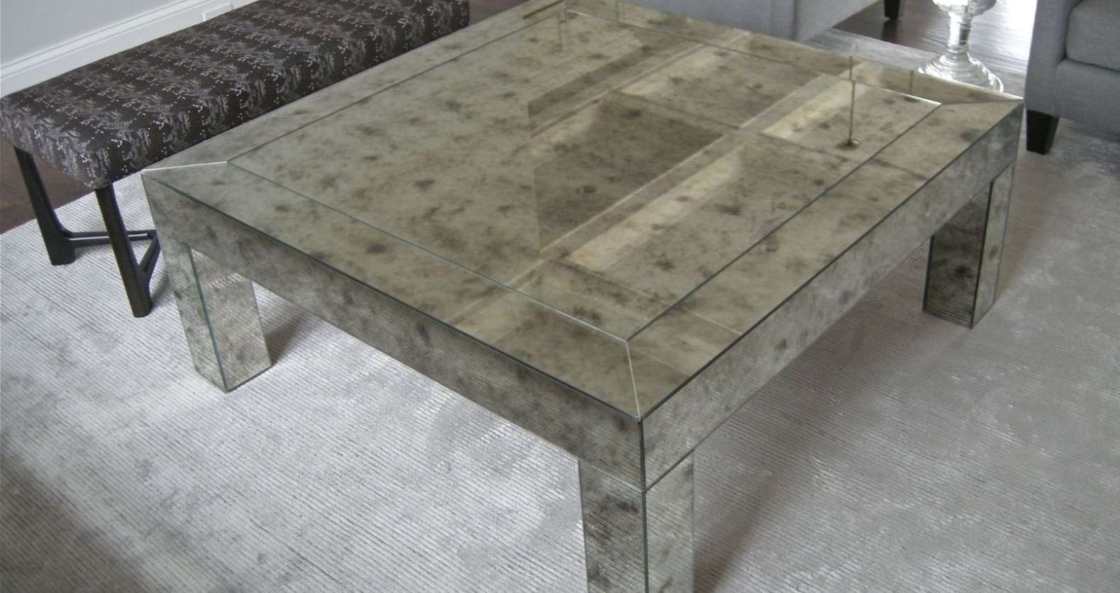 Mirror Coffee Tables – Writehookstudio Pertaining To Famous Vintage Mirror Coffee Tables (View 13 of 20)