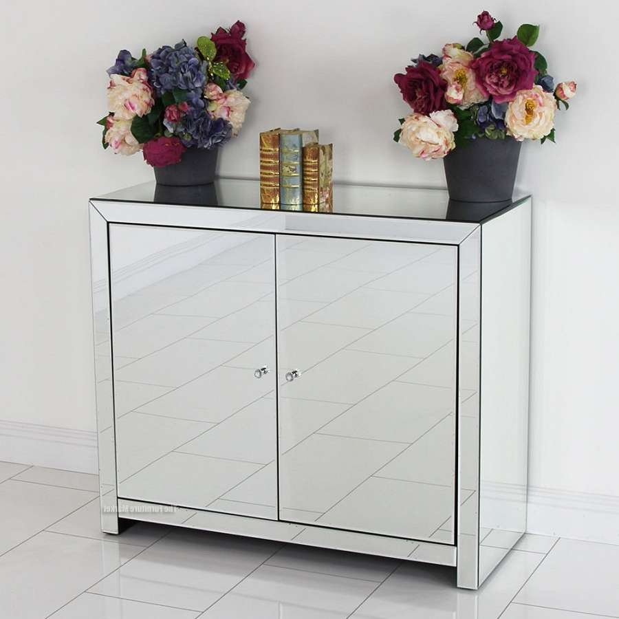 Mirrored Sideboard Furniture Ideas — All About Home Design : Mid With Small Mirrored Sideboards (View 11 of 20)