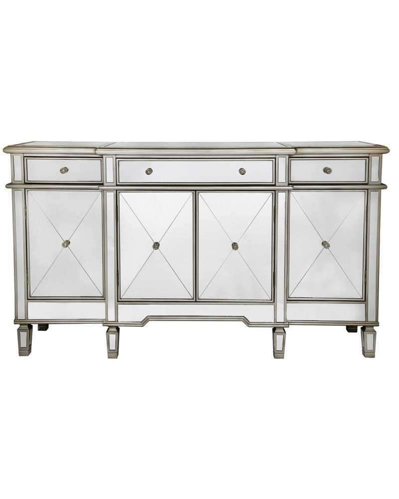 Mirrored Sideboards – Home Design Inside Small Mirrored Sideboards (View 11 of 20)