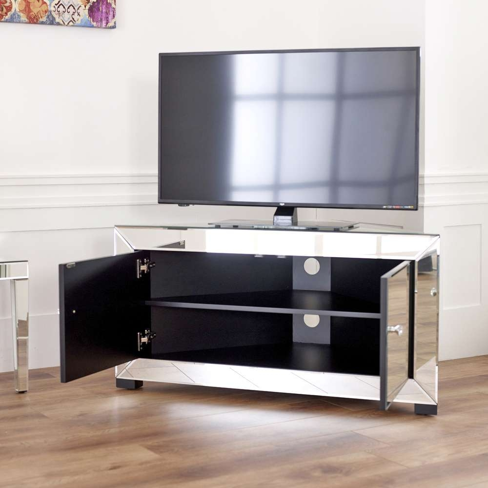 Mirrored Tv Cabinet Uk Inspirations – Home Furniture Ideas In Mirror Tv Cabinets (View 11 of 20)