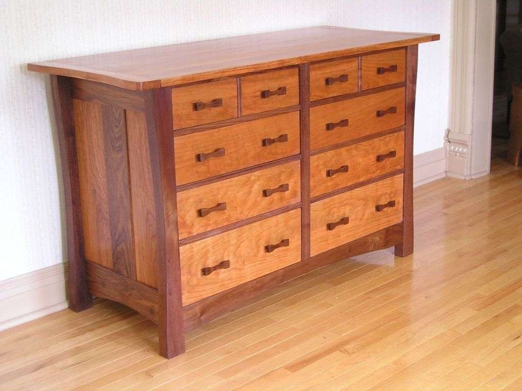 Mission Style Dresser And Amish Furniture Styles | Johnfante Dressers Throughout Mission Style Sideboards (View 11 of 20)
