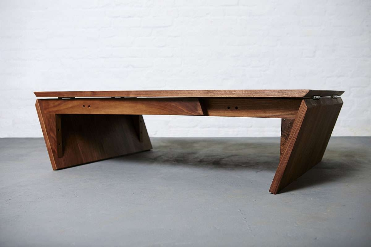 Mk1 Transforming Coffee Table – Duffy London Inside Favorite Coffee Table Dining Table (View 12 of 20)