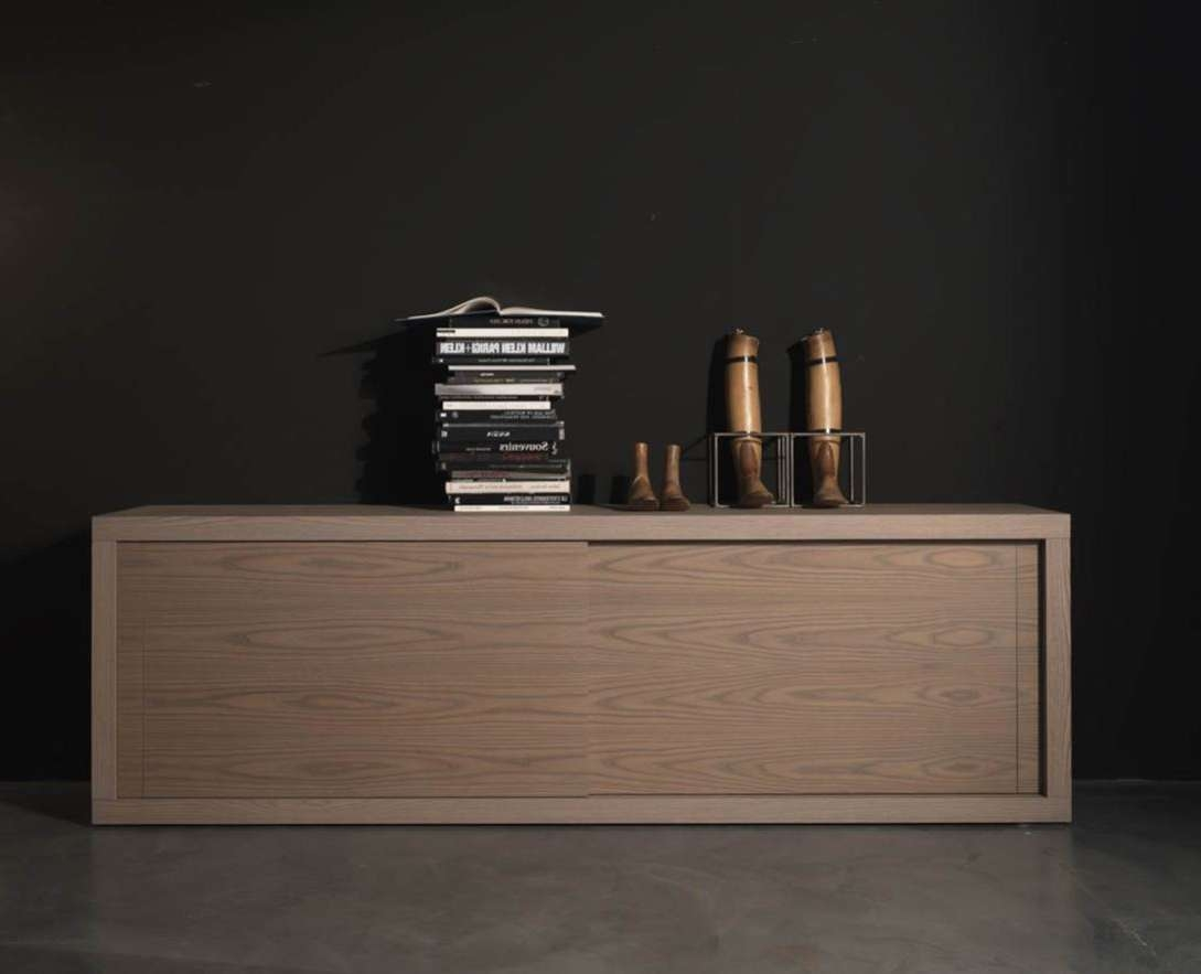 Modern Buffet Sideboard Wood — New Decoration : Modern Buffet For Modern Contemporary Sideboards (View 10 of 20)