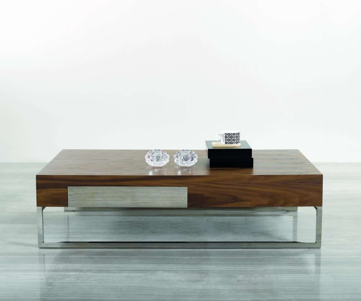 Modern Coffee Tables And Tv Stands In Multipurpose Mid Century Intended For Most Current Wood Modern Coffee Tables (View 10 of 20)