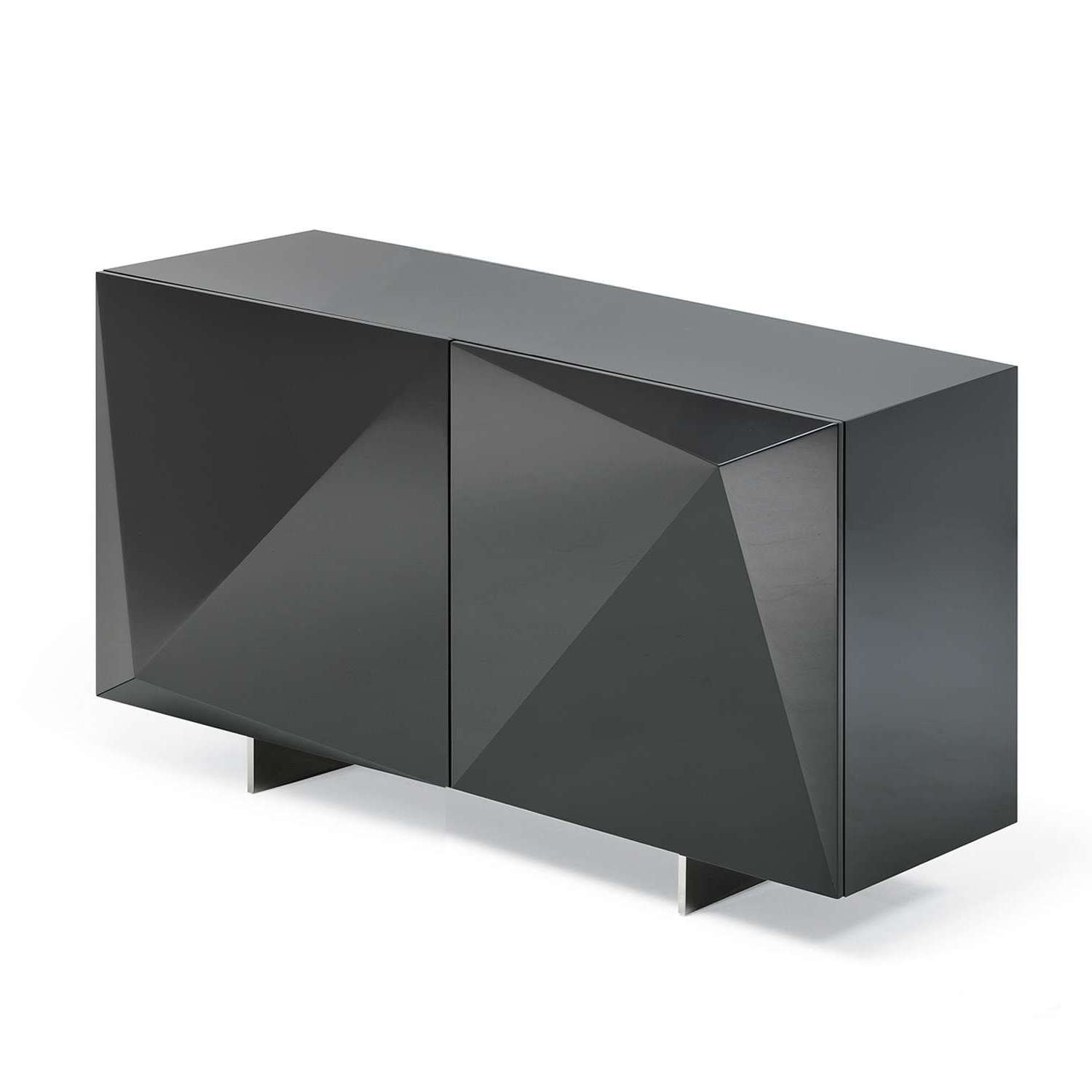 Modern Credenzas, Modern Sideboards & Buffets   Yliving With Low Sideboards (View 10 of 20)
