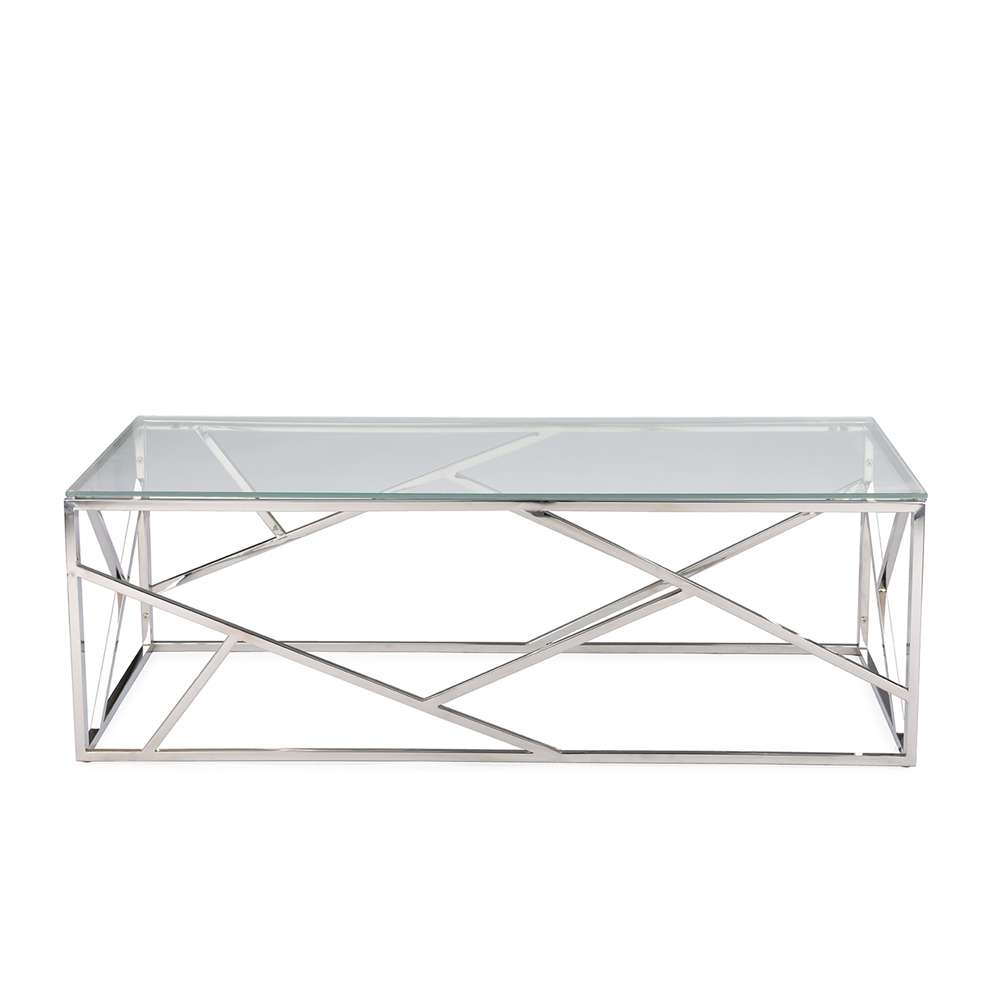 Featured Photo of Chrome Glass Coffee Tables