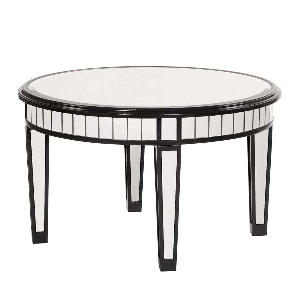 Tea Table Design Furniture Home Decor Amp Interior Exterior ~ Best of round mirrored coffee tables
