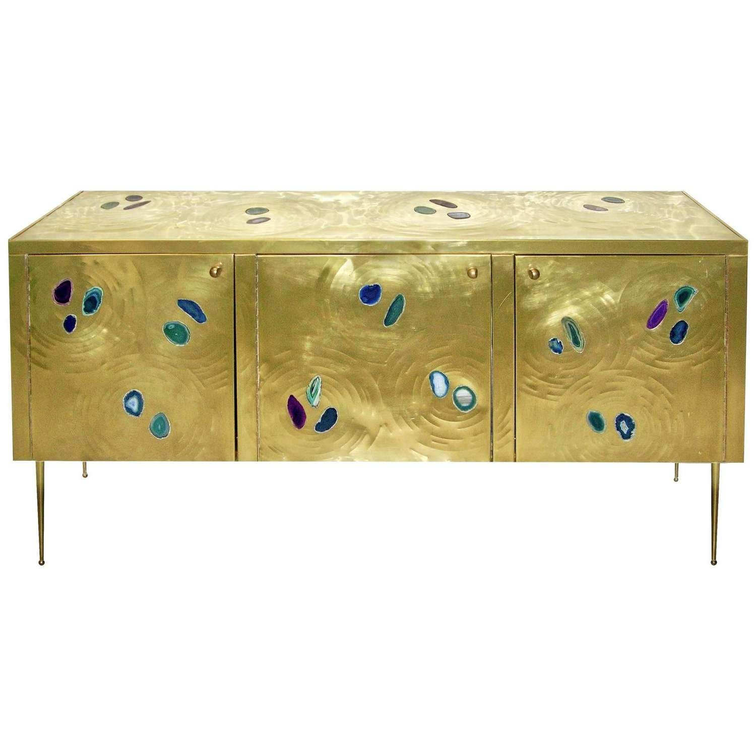 Modern Sideboards – 190 For Sale At 1stdibs With Regard To Green Sideboards (View 19 of 20)