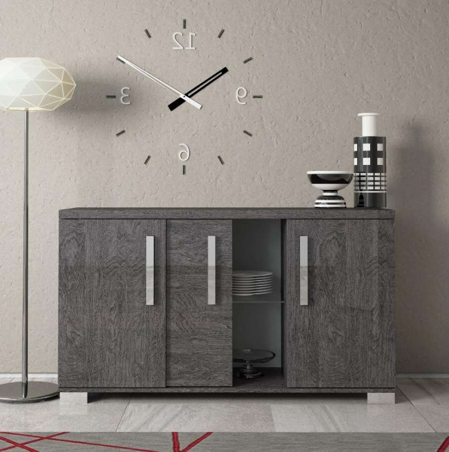 Modern Sideboards | Living Room & Hall Furniture | Furniture Mind Throughout Grey Sideboards (View 12 of 20)