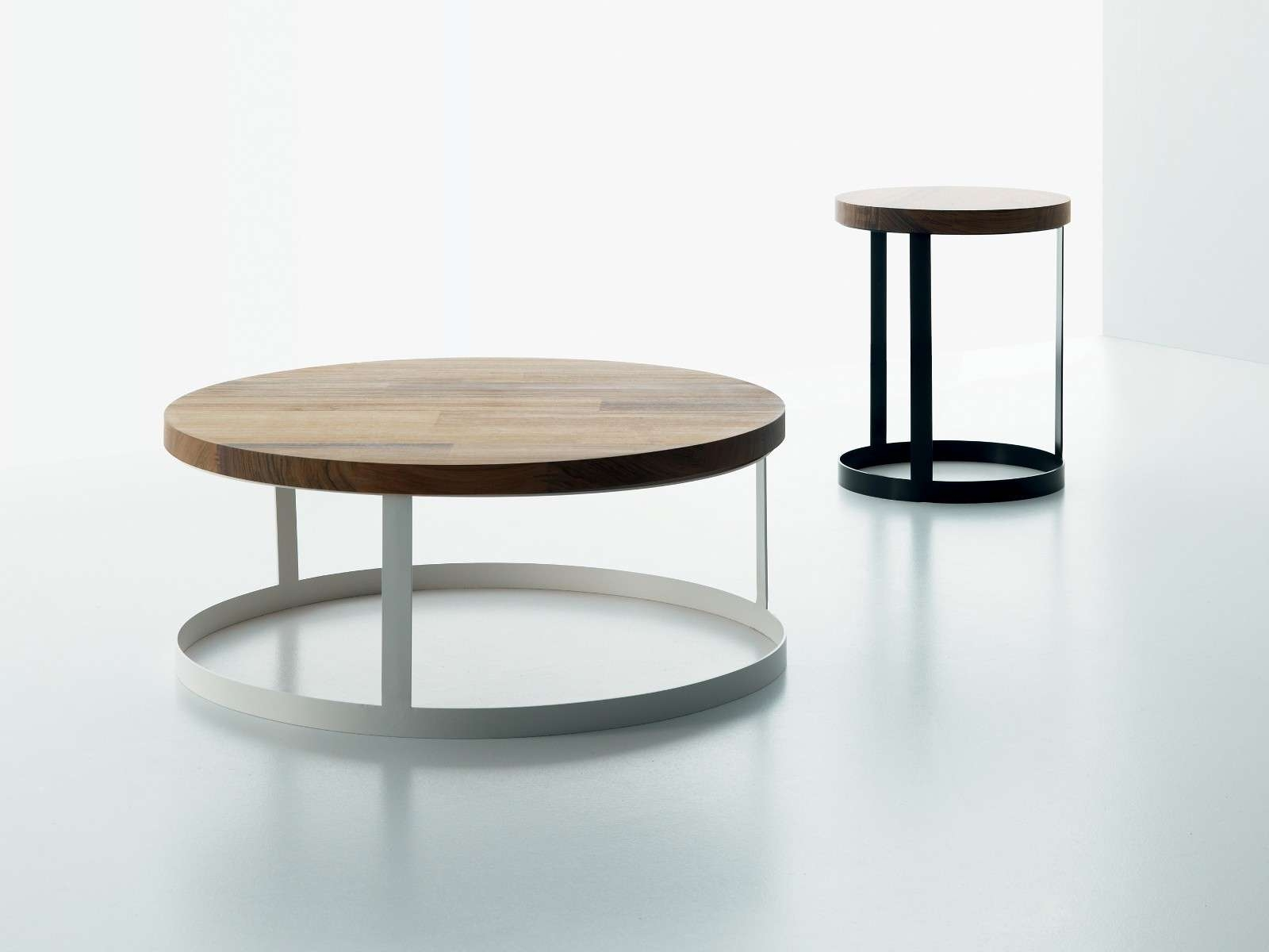 Modern Small Round Side Table • Side Tables Ideas Inside Most Recently Released Contemporary Round Coffee Tables (View 13 of 20)