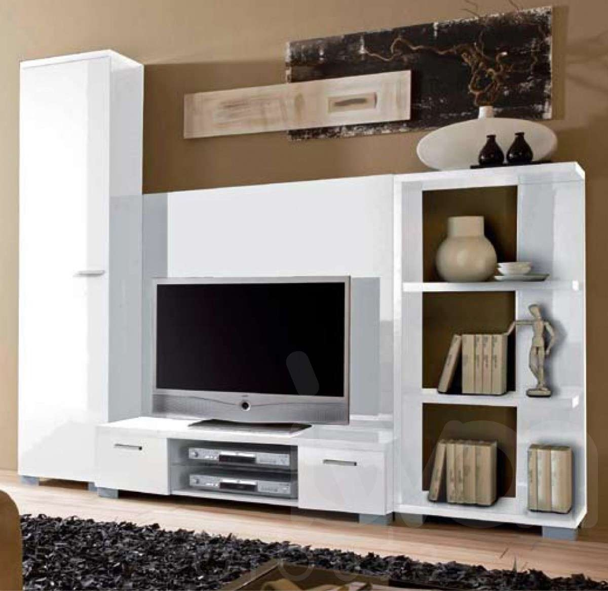 Modern Tv Cabinets And Wall Units – Wall Units Design Ideas Throughout Tv Cabinets With Storage (View 16 of 20)
