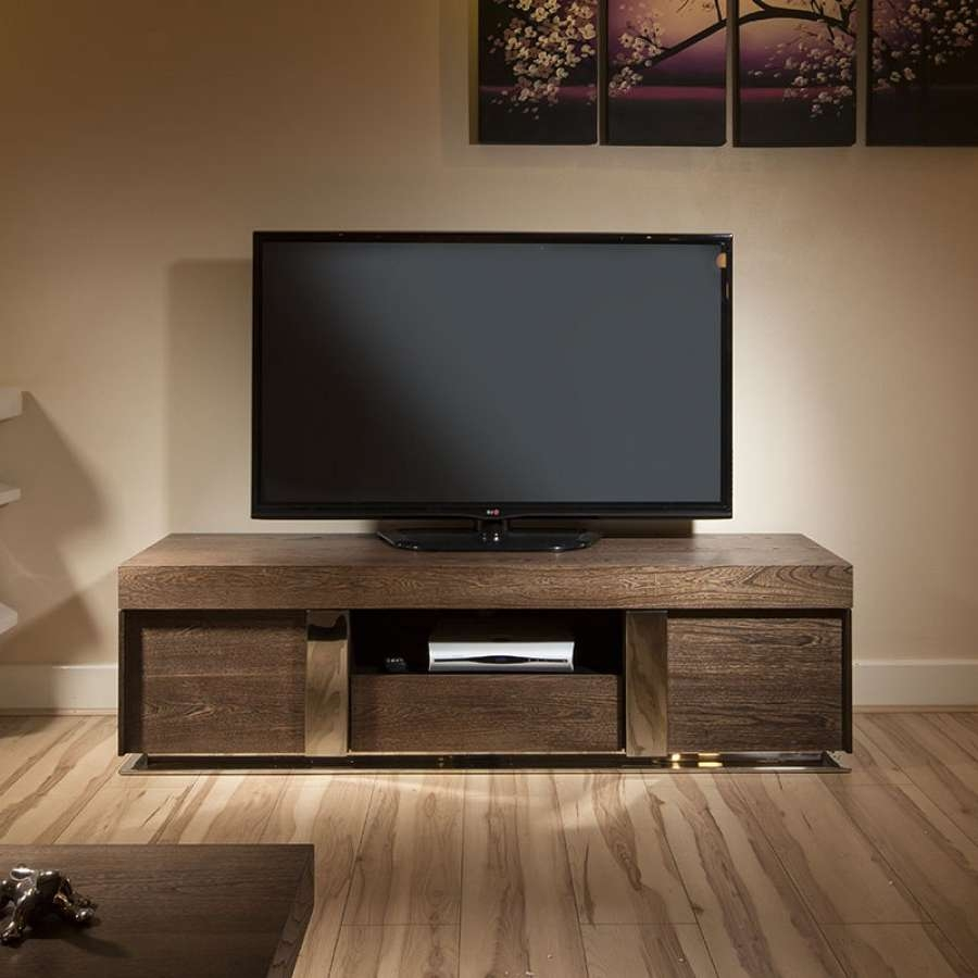 Modern Tv Stand / Cabinet / Unit Large (View 19 of 20)