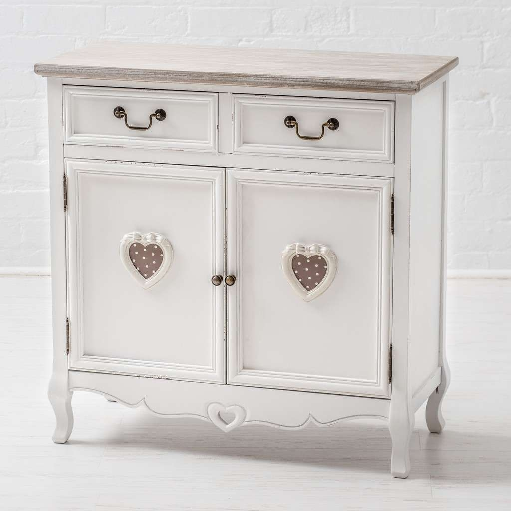 Montpellier Shabby Chic White Painted Sideboard – Next Day With Regard To Shabby Chic Sideboards (View 18 of 20)