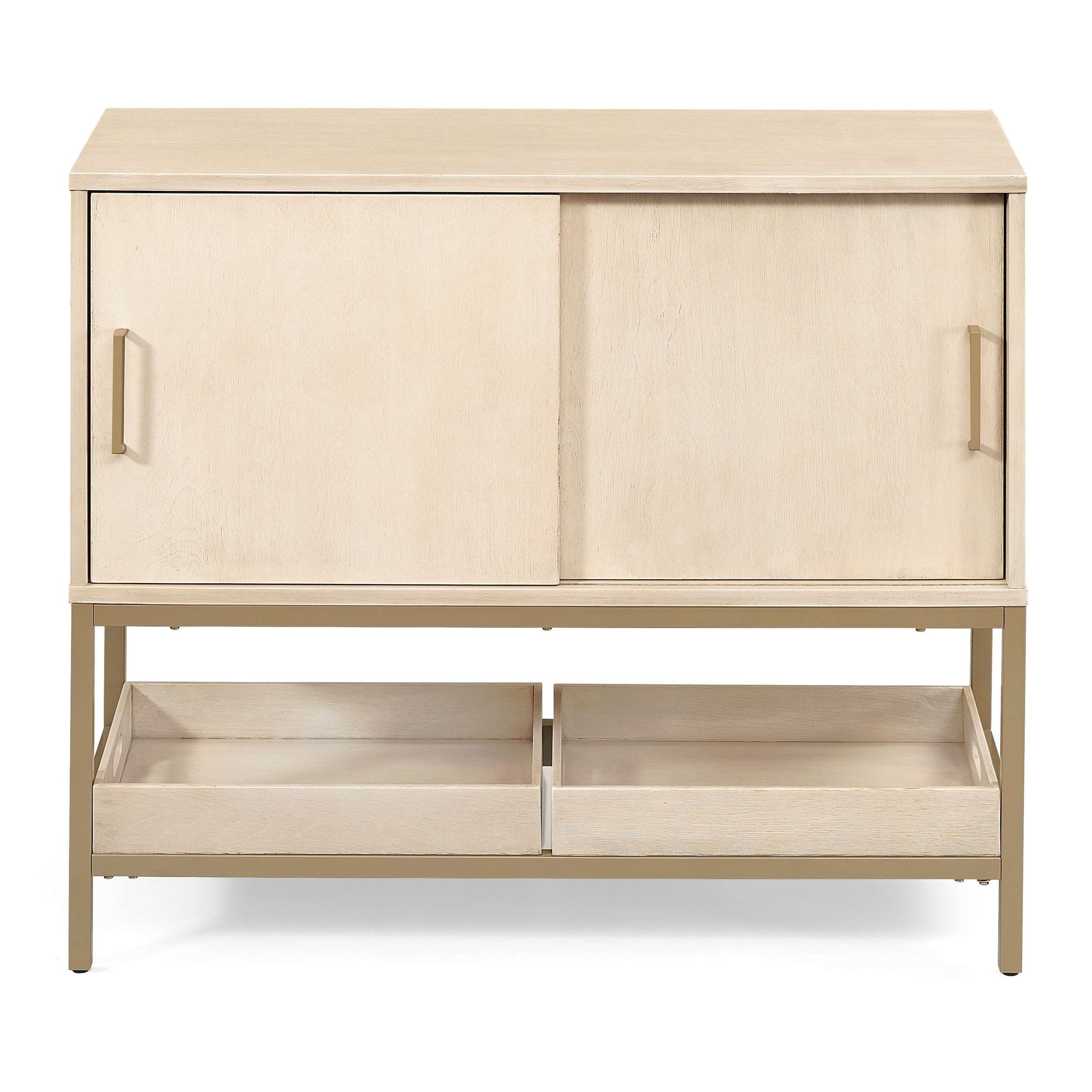 Moonlight 42 Inch Buffet – Free Shipping Today – Overstock For 42 Inch Sideboards (View 11 of 20)