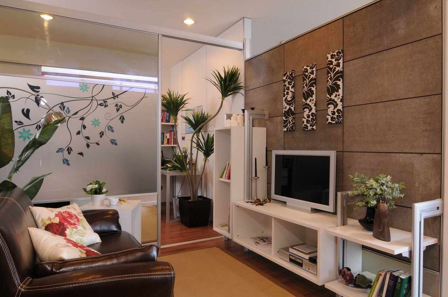 Most Beautiful Tv Cabinet Design Living Room Ipc421 – Lcd Wall Pertaining To Living Room Tv Cabinets (View 12 of 20)