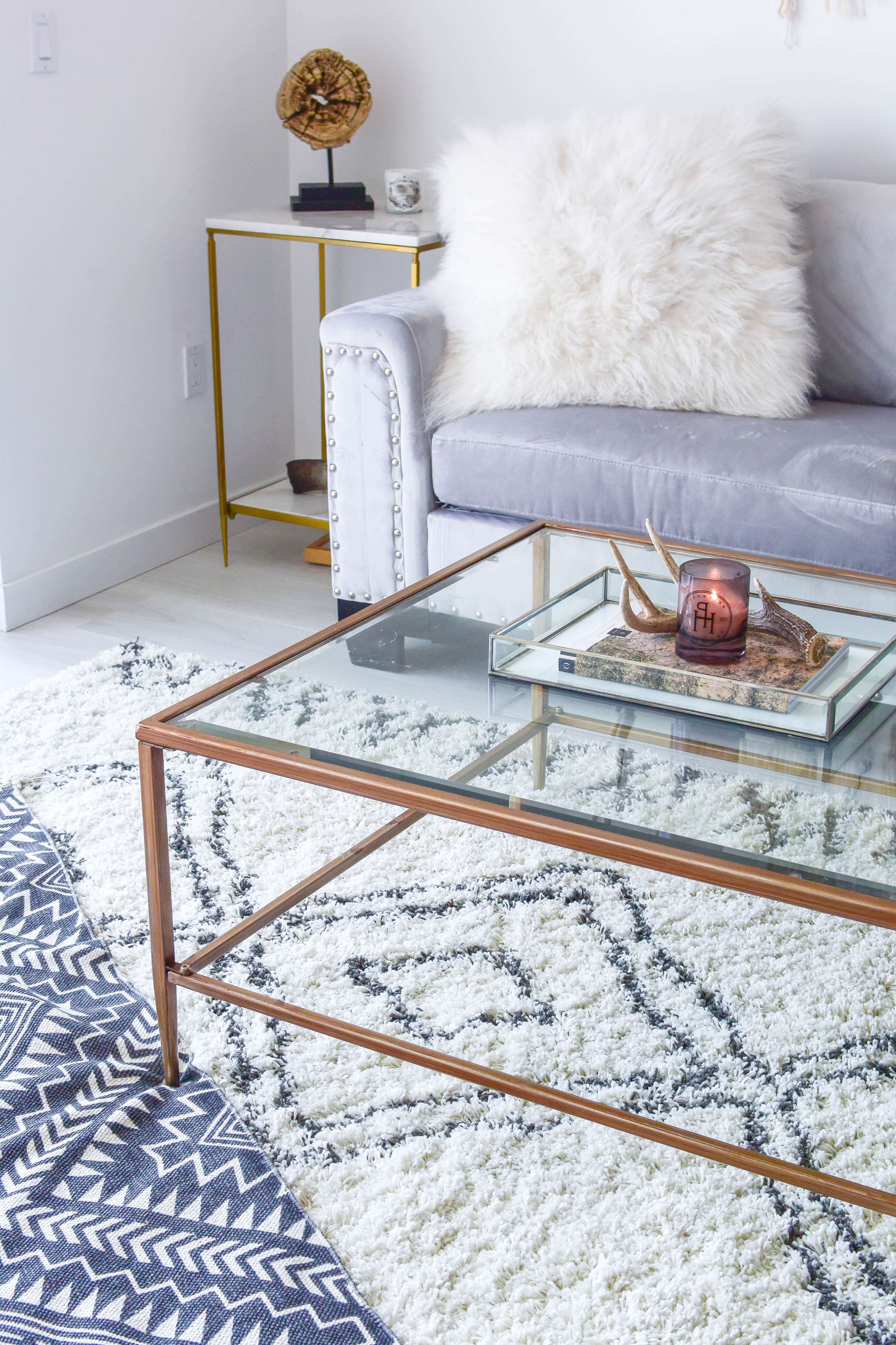 Most Current Boho Coffee Tables Regarding The Feminine Boho Home Guide » Hustle + Halcyon (View 11 of 20)