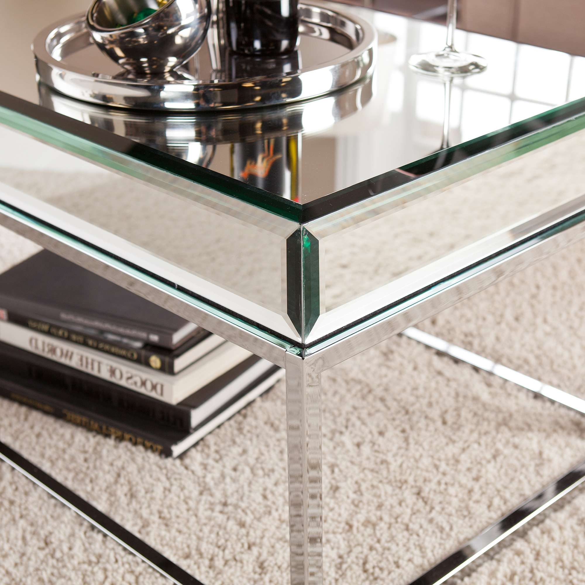 Featured Photo of Coffee Tables Mirrored