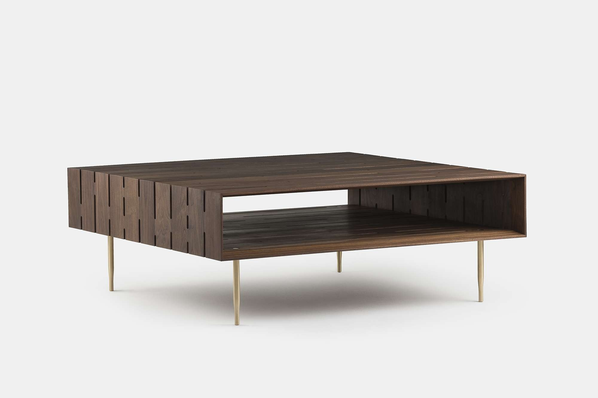 Most Current Coffee Tables With Magazine Storage Intended For Coffee Table : Marvelous Unique Coffee Tables Square Coffee Table (View 10 of 20)
