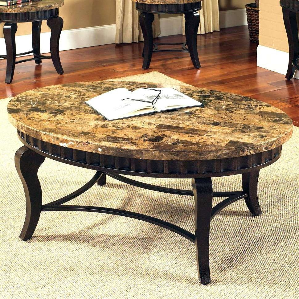 Most Current Coffee Tables With Nesting Stools In Coffee Tables : Square Coffee Table With Stools Underneath Round (View 9 of 20)