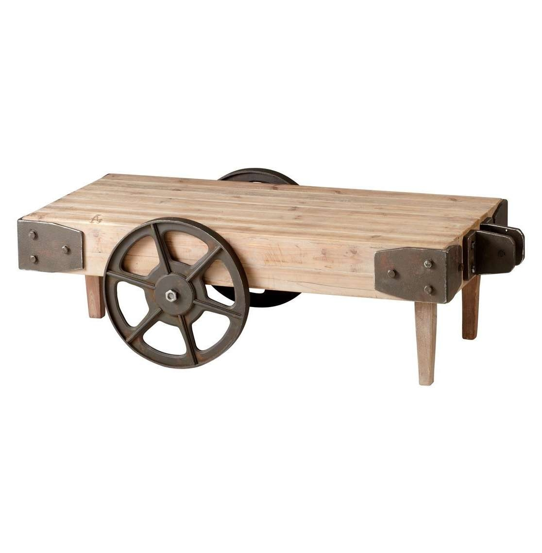 Most Current Coffee Tables With Wheels Inside Rustic Coffee Table With Wheels – Writehookstudio (View 17 of 20)