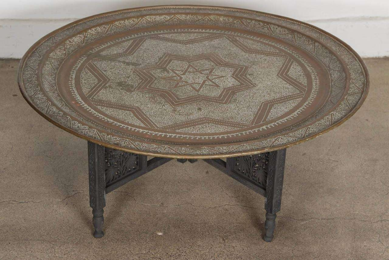 Most Current Ethnic Coffee Tables With Coffee Table : Moroccan Coffee Table For Stunning Look Furniture (View 16 of 20)