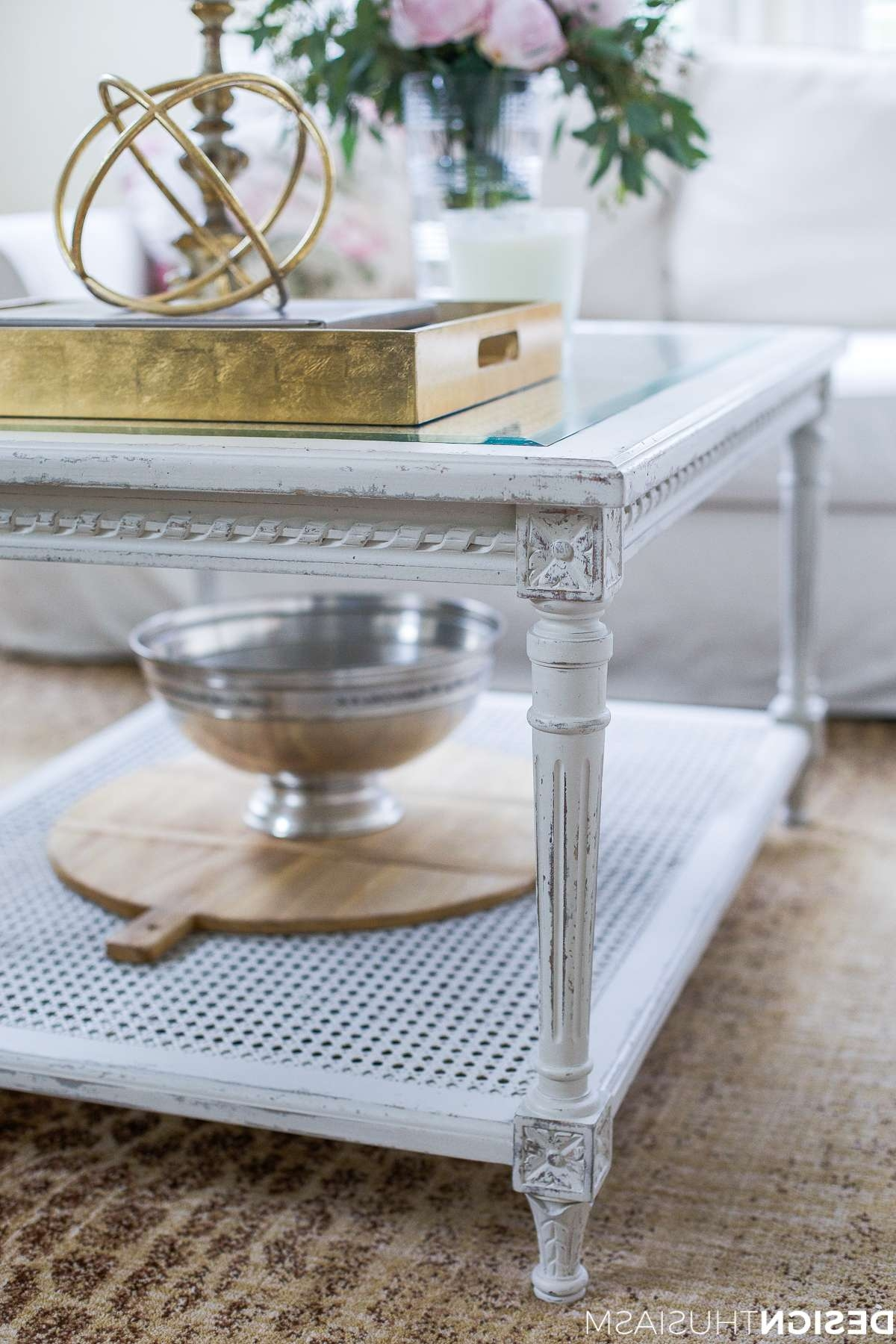 Most Current French Country Coffee Tables Inside Updating The Family Room With A French Country Coffee Table (View 10 of 20)
