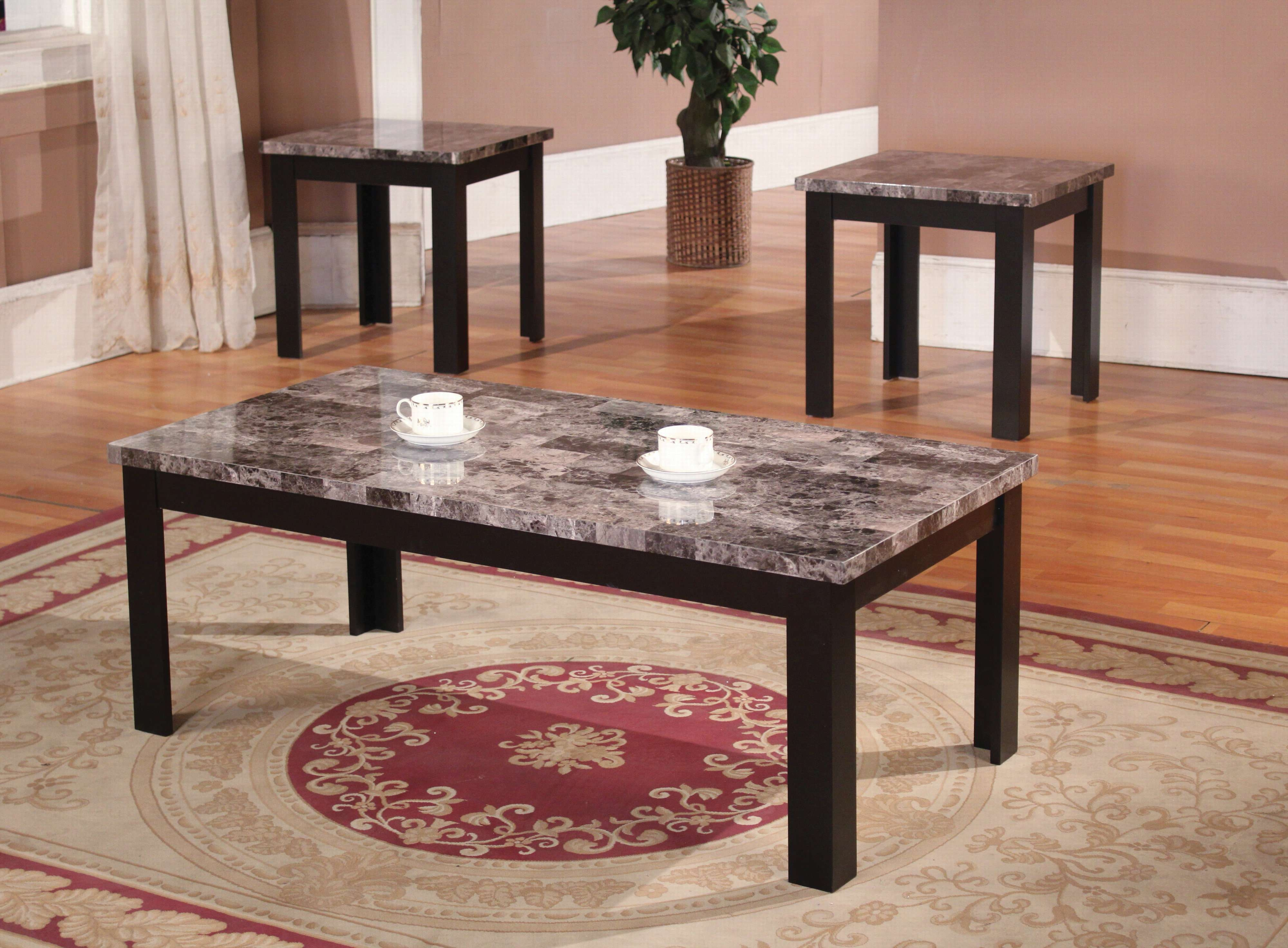 Most Current Grey Coffee Table Sets For Grey Coffee Table Sets You'll Love (View 8 of 20)
