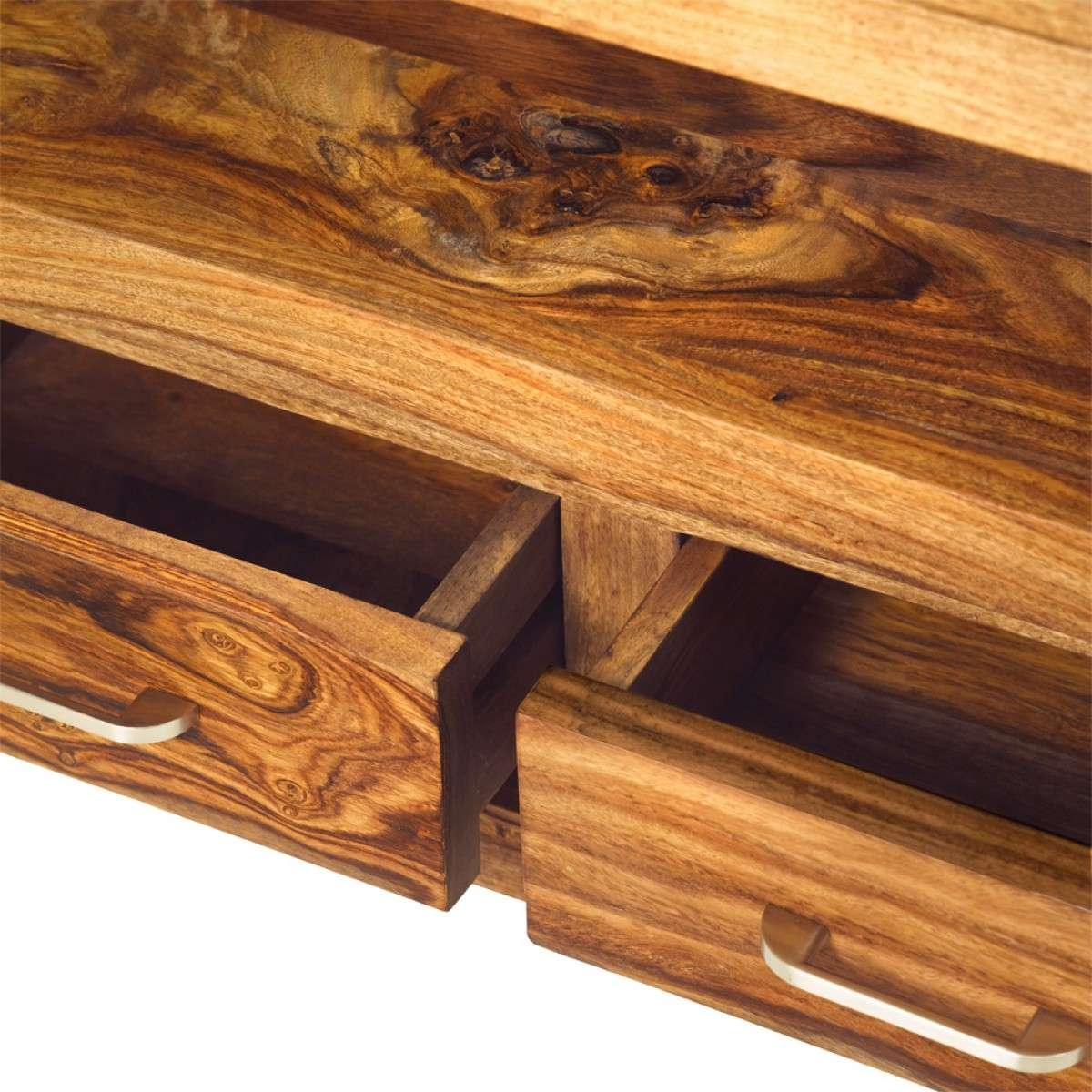 Most Current Jaipur Sheesham Coffee Tables In Home Furniture Trading Jaipur Sheesham Coffee Table With 4 Drawers (View 17 of 20)
