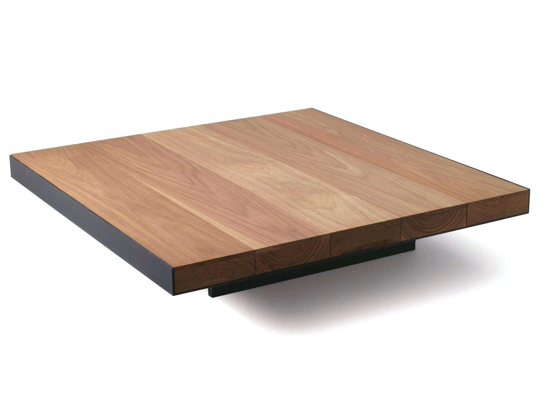 Most Current Large Low Wood Coffee Tables With Regard To Coffee Table 2017 Popular Large Low Wood Coffee Tables Square (View 10 of 20)