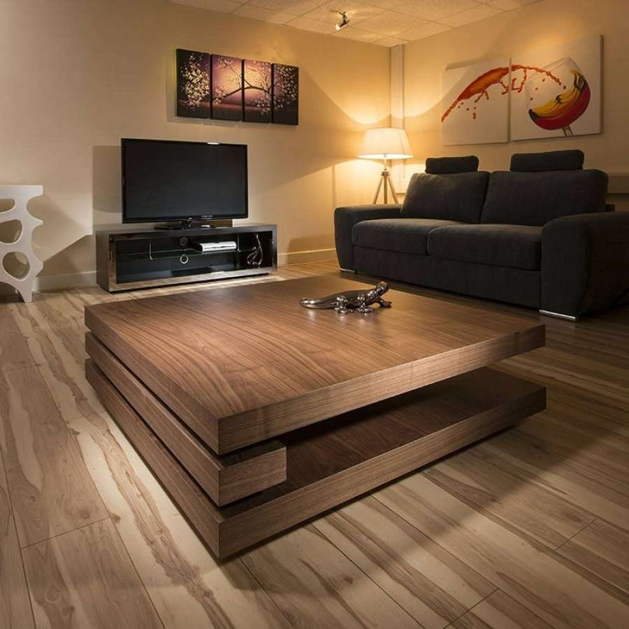 Most Current Large Modern Coffee Tables Pertaining To Extra Large Contemporary Coffee Tables • Coffee Table Design (View 6 of 20)