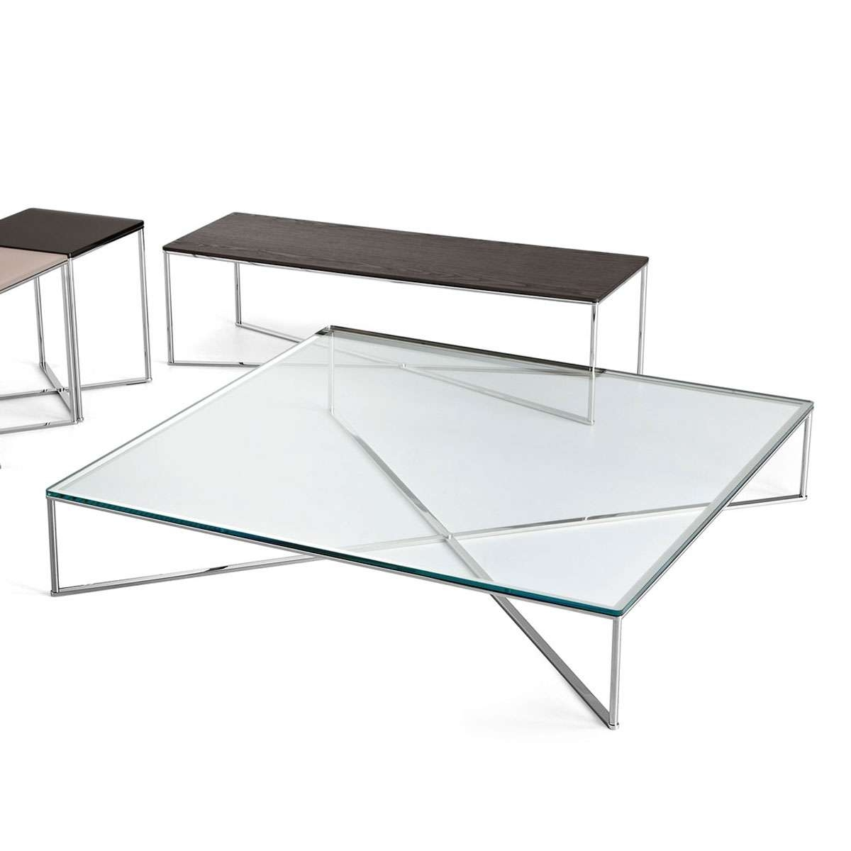 Most Current Large Square Glass Coffee Tables Intended For Popular 225 List Large Glass Coffee Table (View 11 of 20)