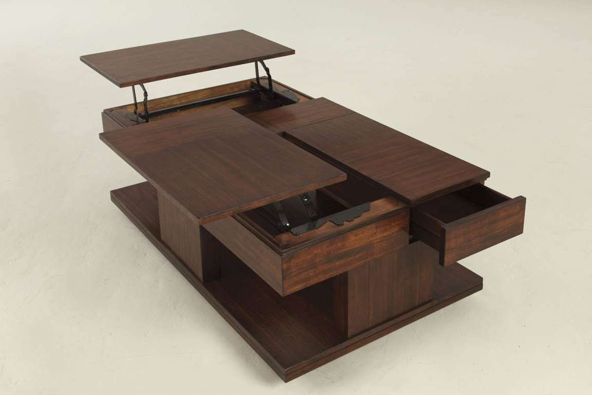 Most Current Logan Lift Top Coffee Tables For Janene Double Lift Top Coffee Table & Reviews (View 8 of 20)