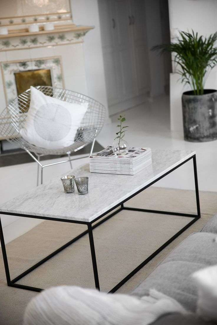 Most Current Marble Coffee Tables Pertaining To Best 25+ Marble Coffee Tables Ideas On Pinterest (View 12 of 20)
