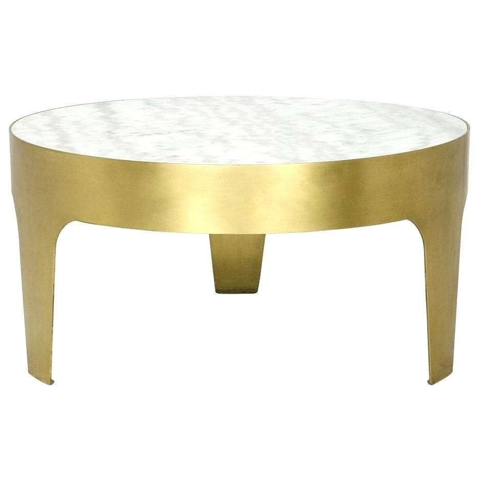 Most Current Retro White Coffee Tables Regarding Vintage Round Coffee Table – Akiyo (View 8 of 20)