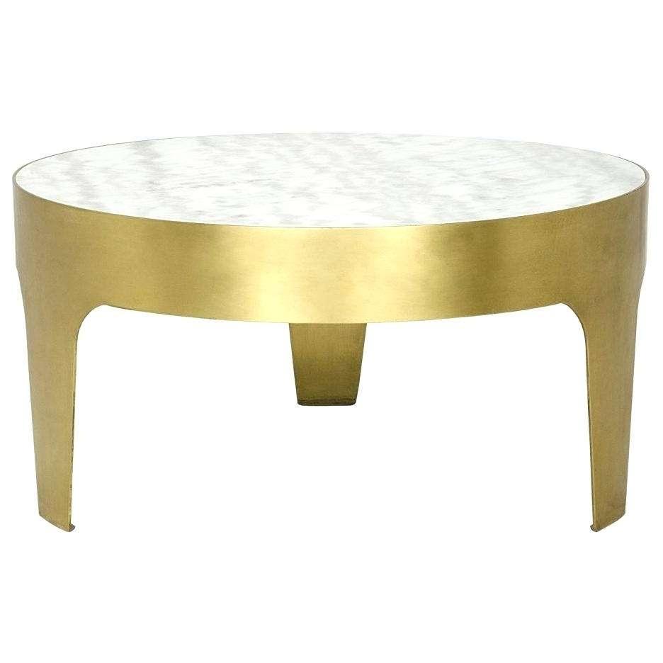 Most Current Retro White Coffee Tables Regarding Vintage Round Coffee Table – Akiyo (View 19 of 20)