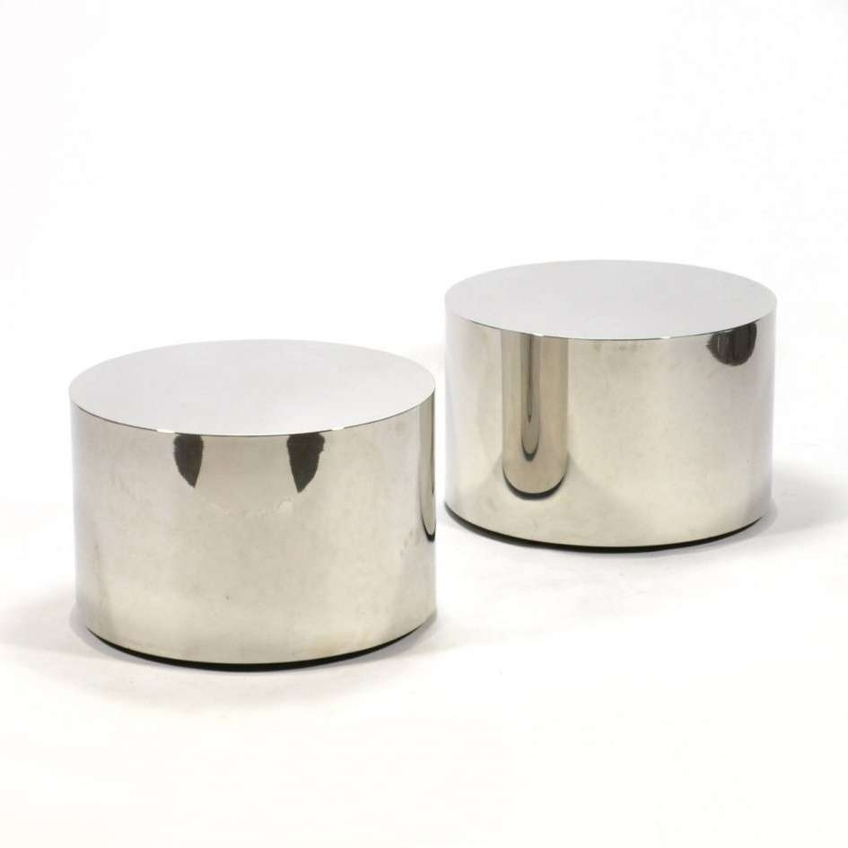 Most Current Silver Drum Coffee Tables With Regard To Coffee Table Drum Table For The Home Pinterest And House Coffee (View 18 of 20)