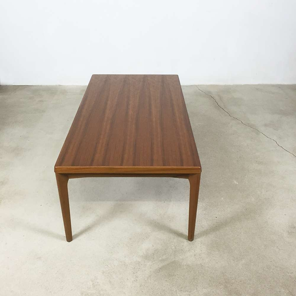 Most Current Sixties Coffee Tables With Teak Coffee Tablehenning Kjaernulf For Velje Mobelfabrik For (View 14 of 20)