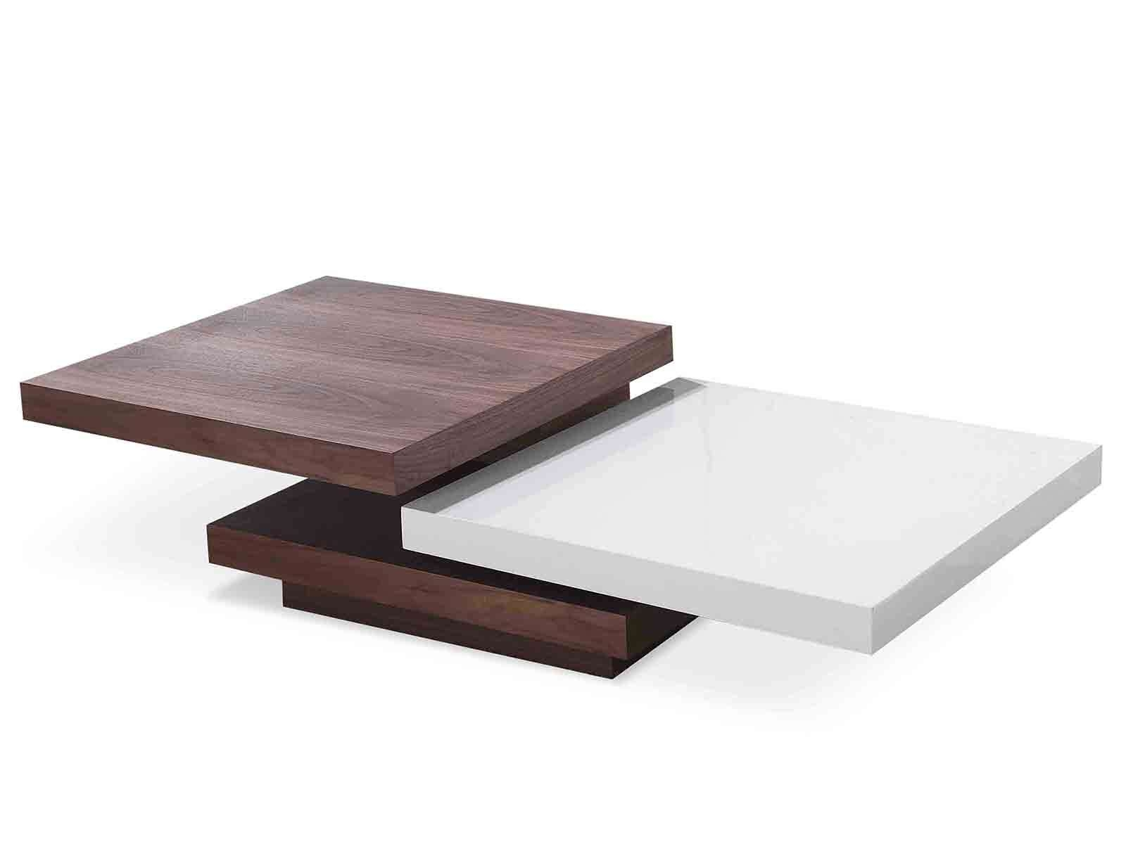 Most Current Stylish Coffee Tables Pertaining To Coffee Table : Awesome White Coffee Table Folding Coffee Table (View 20 of 20)